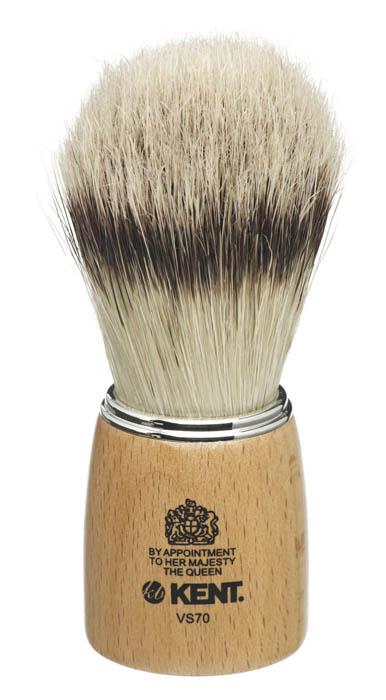 Wooden Socket Pure Bristle Shaving Brush