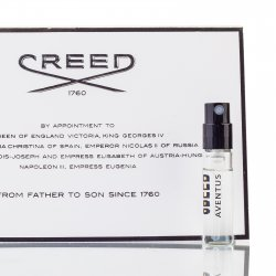 Creed Aventus Sample